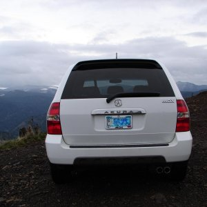 MDX Loves the Mountains!