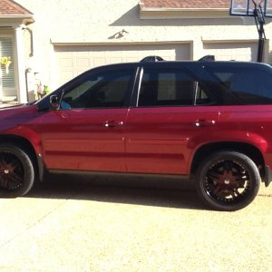 2005 MDX Customized