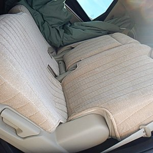 Custom MDX 2015 Seat Covers